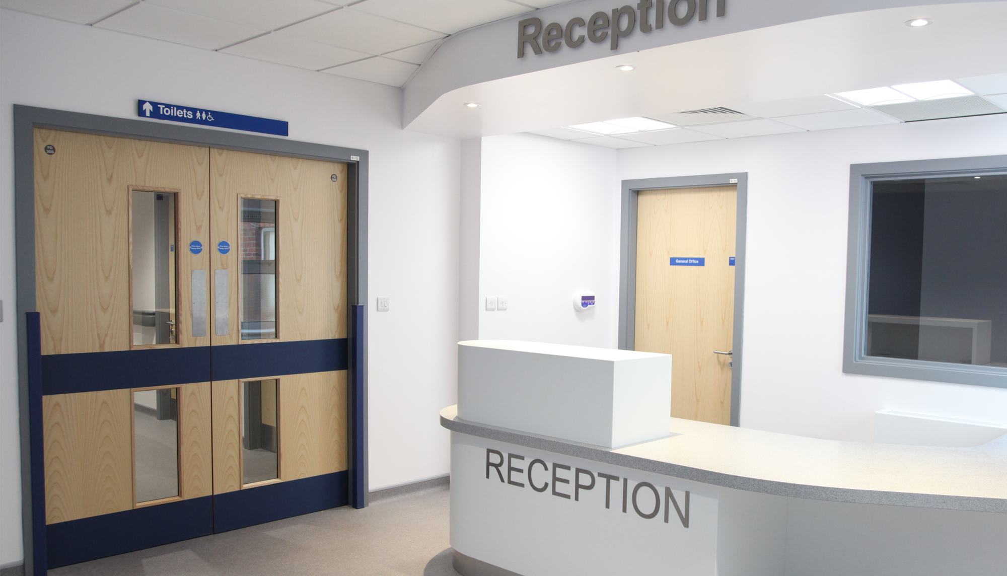 North Tyneside General Hospital Multi-Million Endoscopy Suite