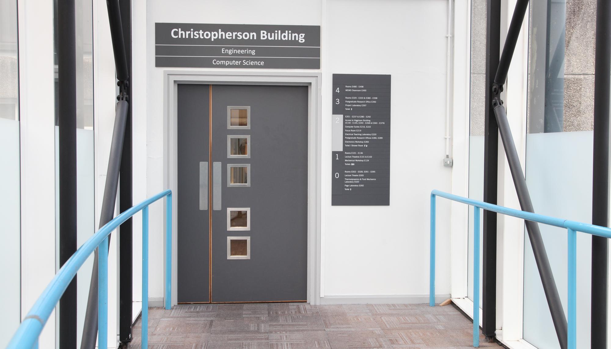 Durham Christopherson Building